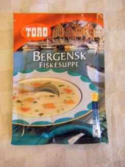 変換 ~ トロ ベルゲン フィッシュスープ