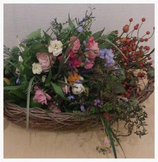 Hirota-san flowers