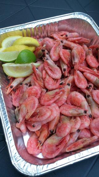 Boiledshrimp