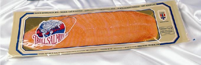 Troll salmon 700ghakonashi