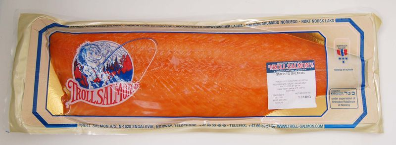 Salmon whole